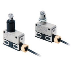 D4ER-@N, Omron-Oil-resistant Limit Switches