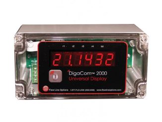 DigaCom 2000™ DCX2 Digital Process Meter