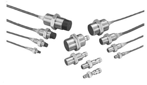 Omron E2A Cylindrical Proximity Sensor