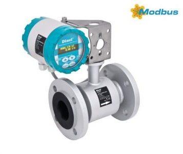Electromagnetic Flowmeter EFM-115, Dinel-Flowmeter