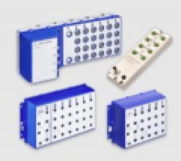Hirschmann Waterproof IP65/IP67 OCTOPUS Switches