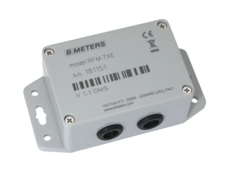 Bmeters RFM-TXE Wireless M-BUS module for pulse output meters