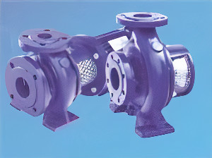 Single Stage Close Coupled Centrifugal Pump (PAZ Series)