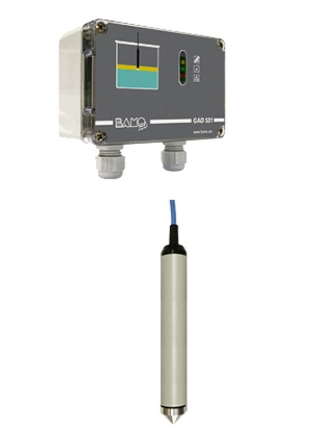 Bamo GAD 531 Level Detection for Grease Water Separators