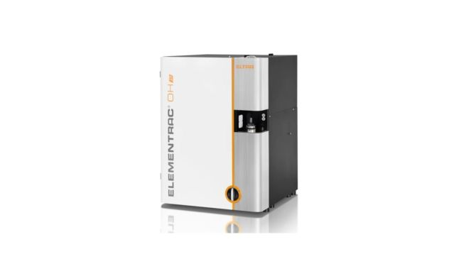 Oxygen / Hydrogen Analyzer ELEMENTRAC OH-p