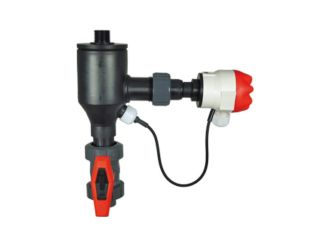 Level On-Line Leak Detector in Double-Walled Pipes MAXIMAT® LW CX-SDR