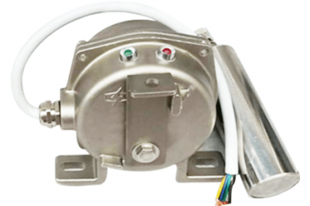 Kaidi Two-Way Pull Cord Switch With Led KPC-LED