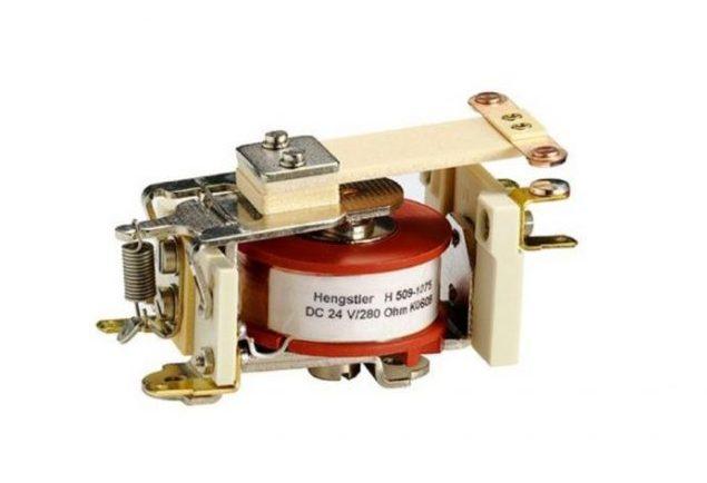 Hengstler 509 High-Voltage Relays