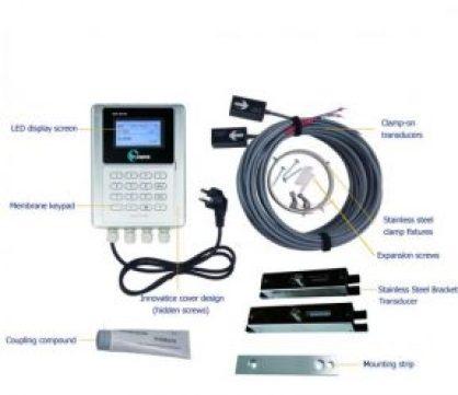 Flowma WUF300 CF clamp on ultrasonic flow meter