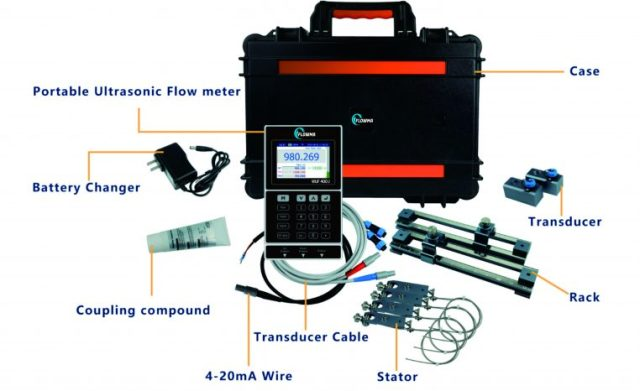 Flowma WUF 400J ultrasonic flow meter