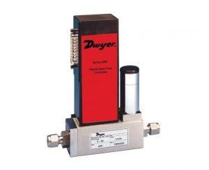 Series DMF Digital Mass Flow Meter and Controller