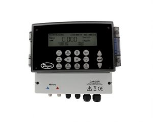 Series UFB Ultrasonic Flow Transmitter Set