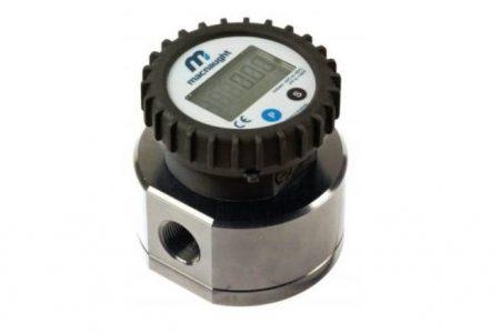 """Macnaught MX12 Series Model ½"""" Digital Flow Meter"""