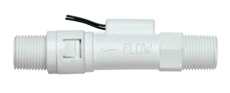 Dwyer Series P3 Polypropylene Piston Flow Switch