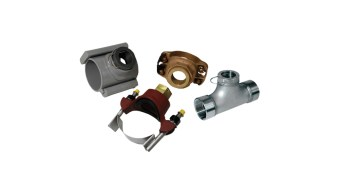 Series EFF Adjustable Insertion Fittings and Tees