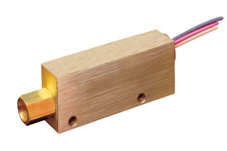 Dwyer P1 Series Brass Piston Flow Switch