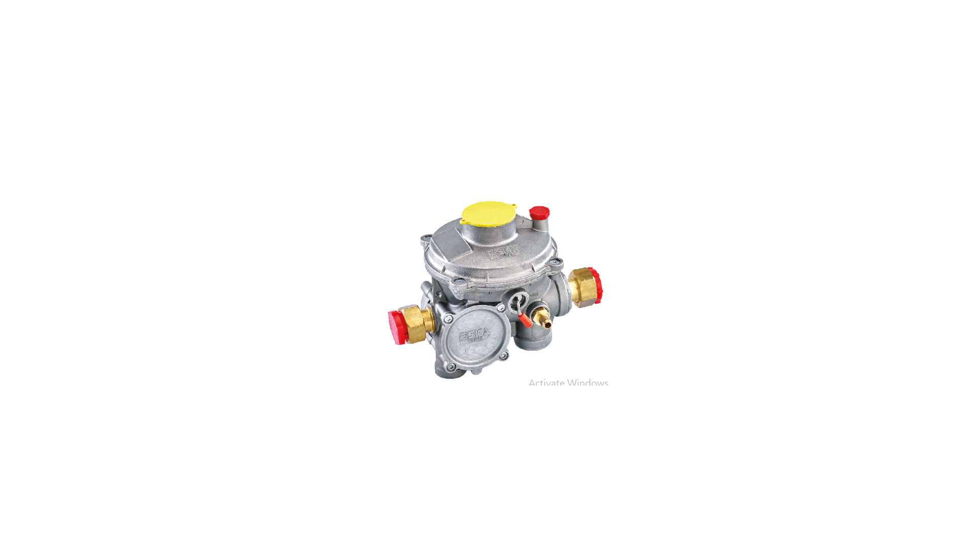 Eska ERG-S Double Stage Gas Pressure Regulator without OPSO