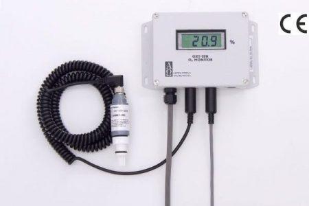 Oxygen Monitor OXY-SEN Alpha Omega Instruments
