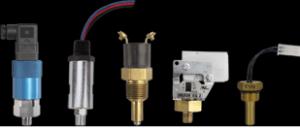 Nason Temperature,  Vacum, Pressure and Temperature Switch
