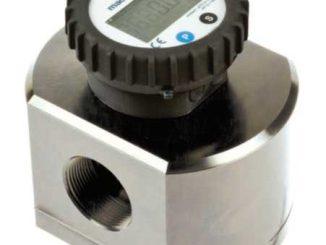 "Macnaught Series MX50 2"" Digital Flow Meter"