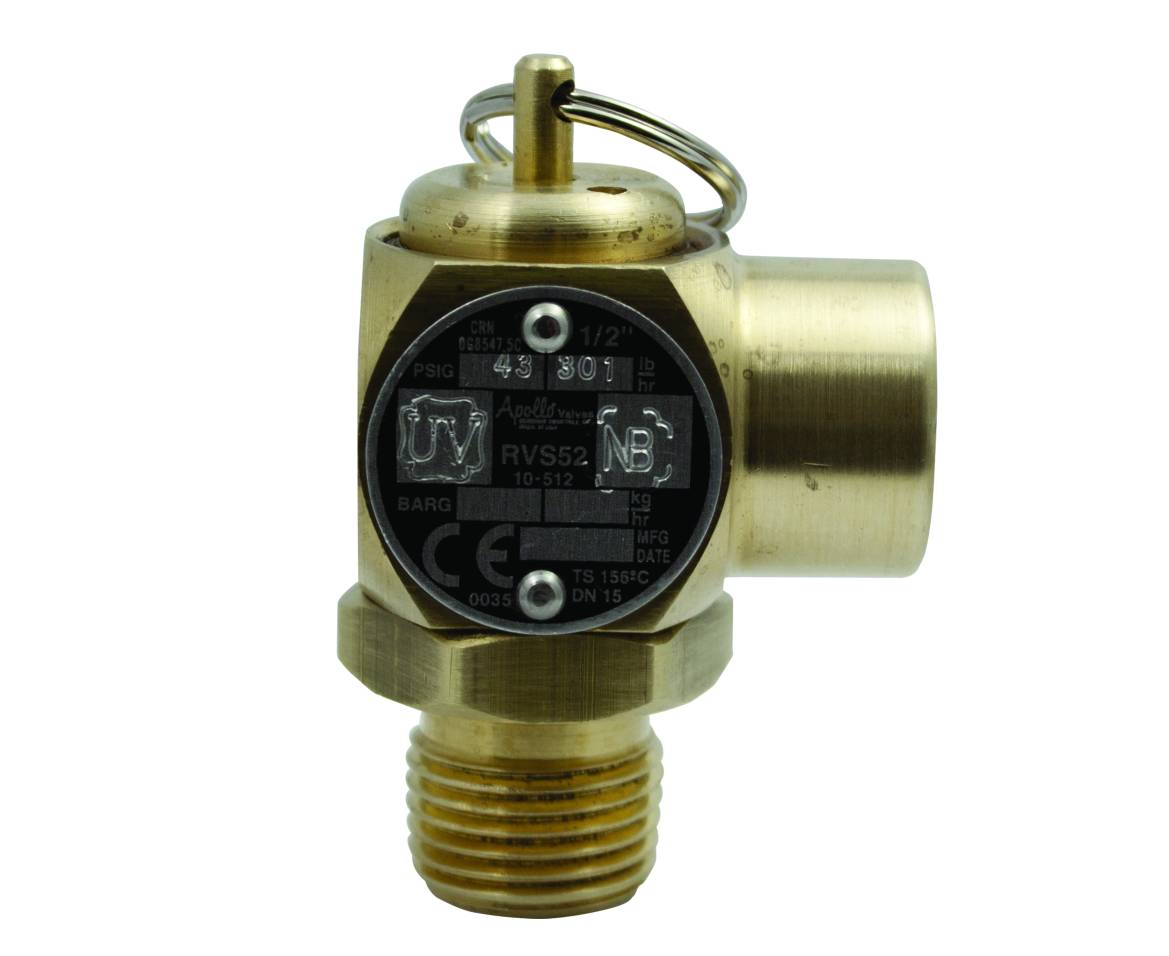 Apollo Valves 10-512 Series Safety Relief Valves