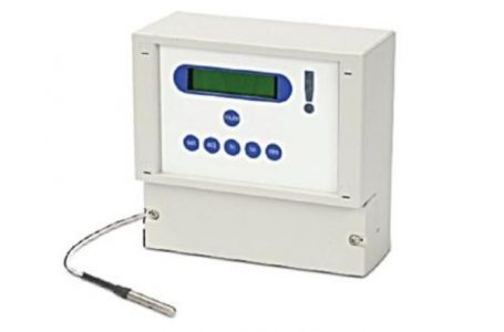 Abacus Instruments 6-Channel Temperature Alarm Protector 6 Series