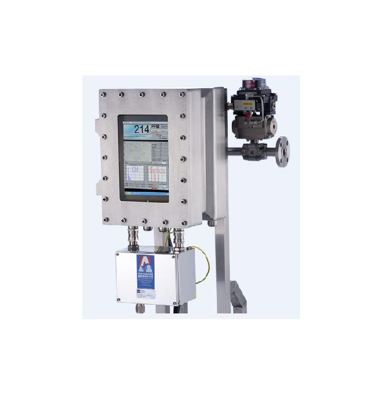 Advanced Sensors EX-400 Side-stream Oil/Particulate in Water Analyzer