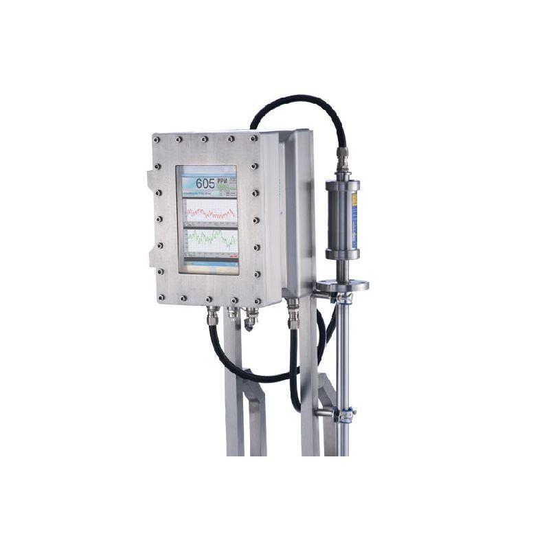 Advanced Sensors EX-100P(2)/1000P(2) In-line Oil in Water Analyzers