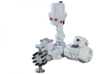 OBL Blackline LX9 Series Topline Hydraulic diaphragm Pump