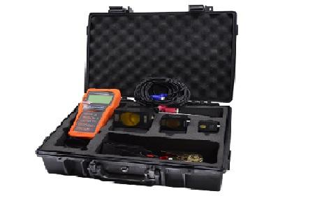 Portable Ultrasonic Flow Meter Flowmasonic WUF 100 J