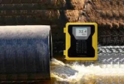 Sewer Pipe Ultrasonic flow Meter