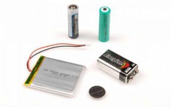 Baterai Listrik untuk Pengontrolan