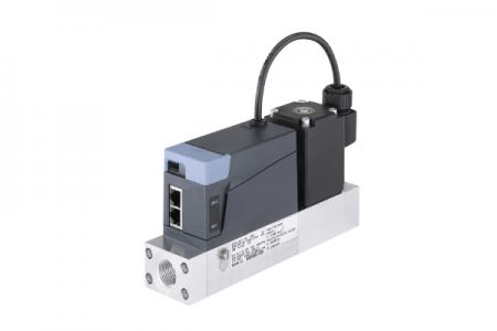 Burkert Mass Flow Controller 8745