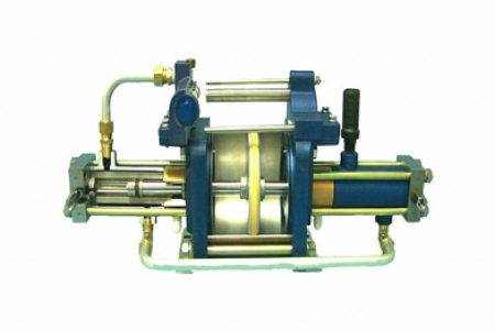 GB Series Gas Booster Single Stage – Single Acting SC Hydraulic Engineering