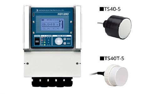 HD1200 Open Channel Flow meter