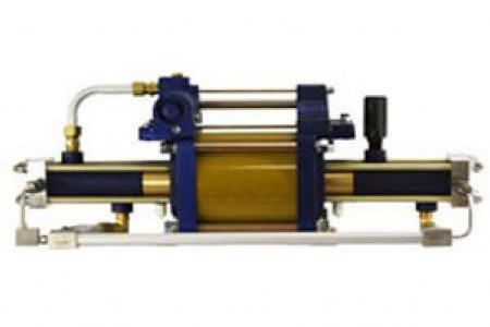 SC Hydraulic GBT Series Two Stage – Single Acting Gas Booster