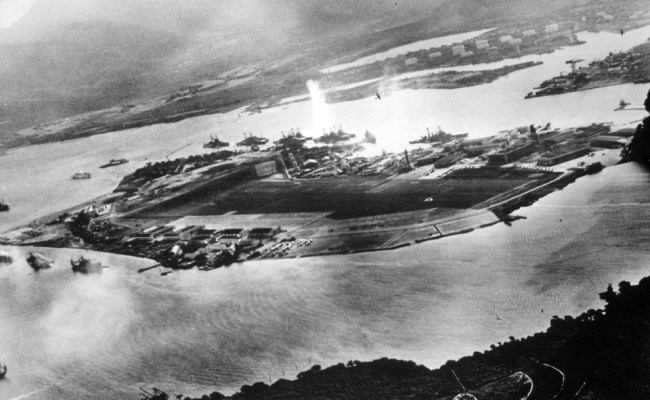 Pearl Harbor 70th Anniversary Photos The Big Picture