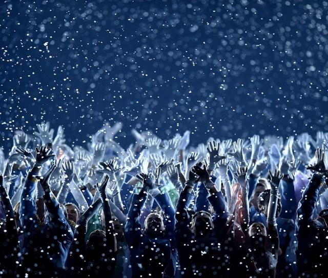 2014 Winter Olympics Opening Ceremony In Sochi