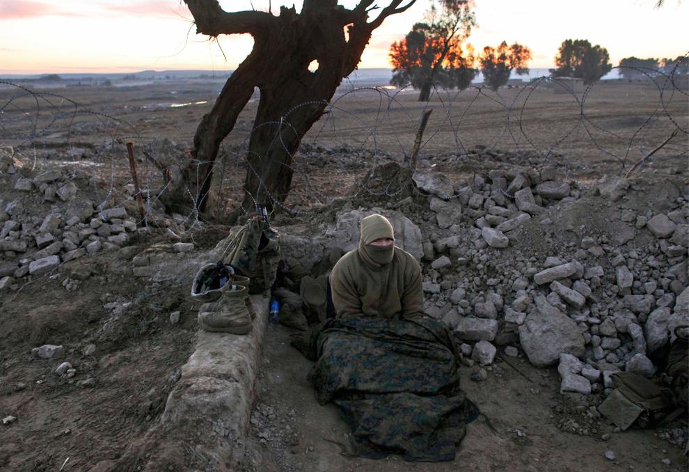 US Marine Afghanistan