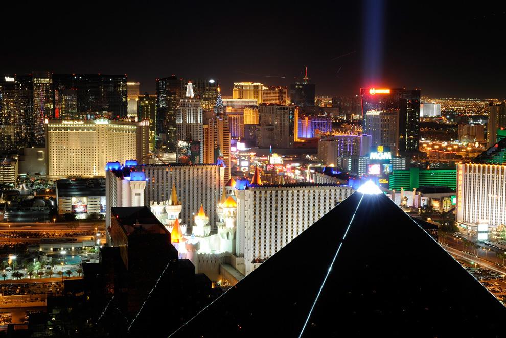 Las Vegas On