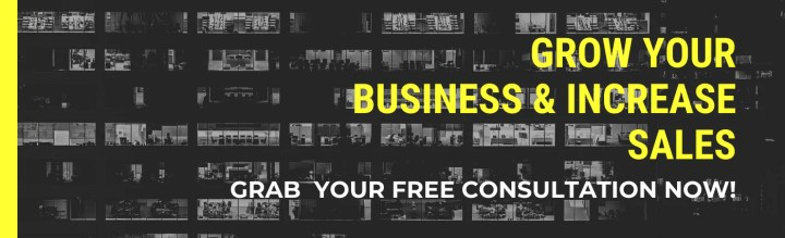 Grow your business & increase sales_Grab your free consultation Now!