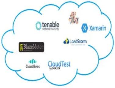 Cloud-testing tools