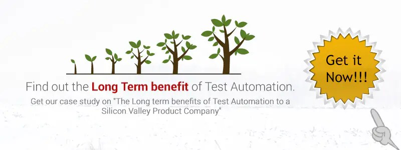 Benefits of Test Automation