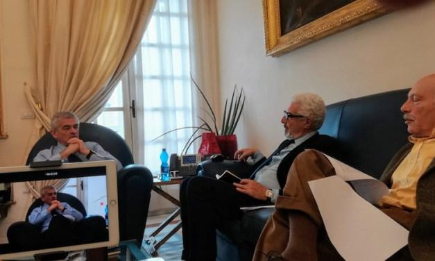 LE RISPOSTE DEI CANDIDATI ALLA PRESIDENZA DELLA REGIONE PIEMONTE: Sergio Chiamparino (Centrosinistra)