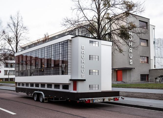 Cento anni di Bauhaus