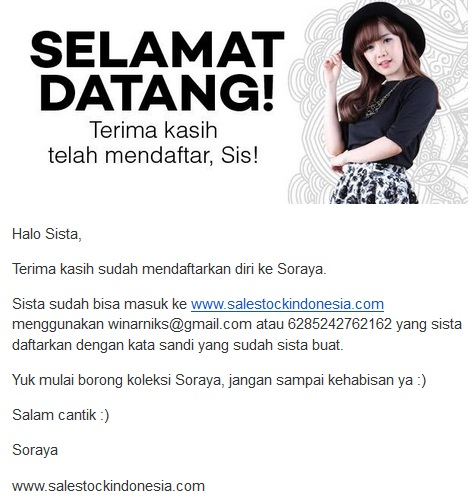 cara marketing sale stock2
