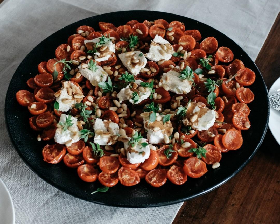 DSCF0289.Tomatenhalbgetrocknet tomatoes buffet
