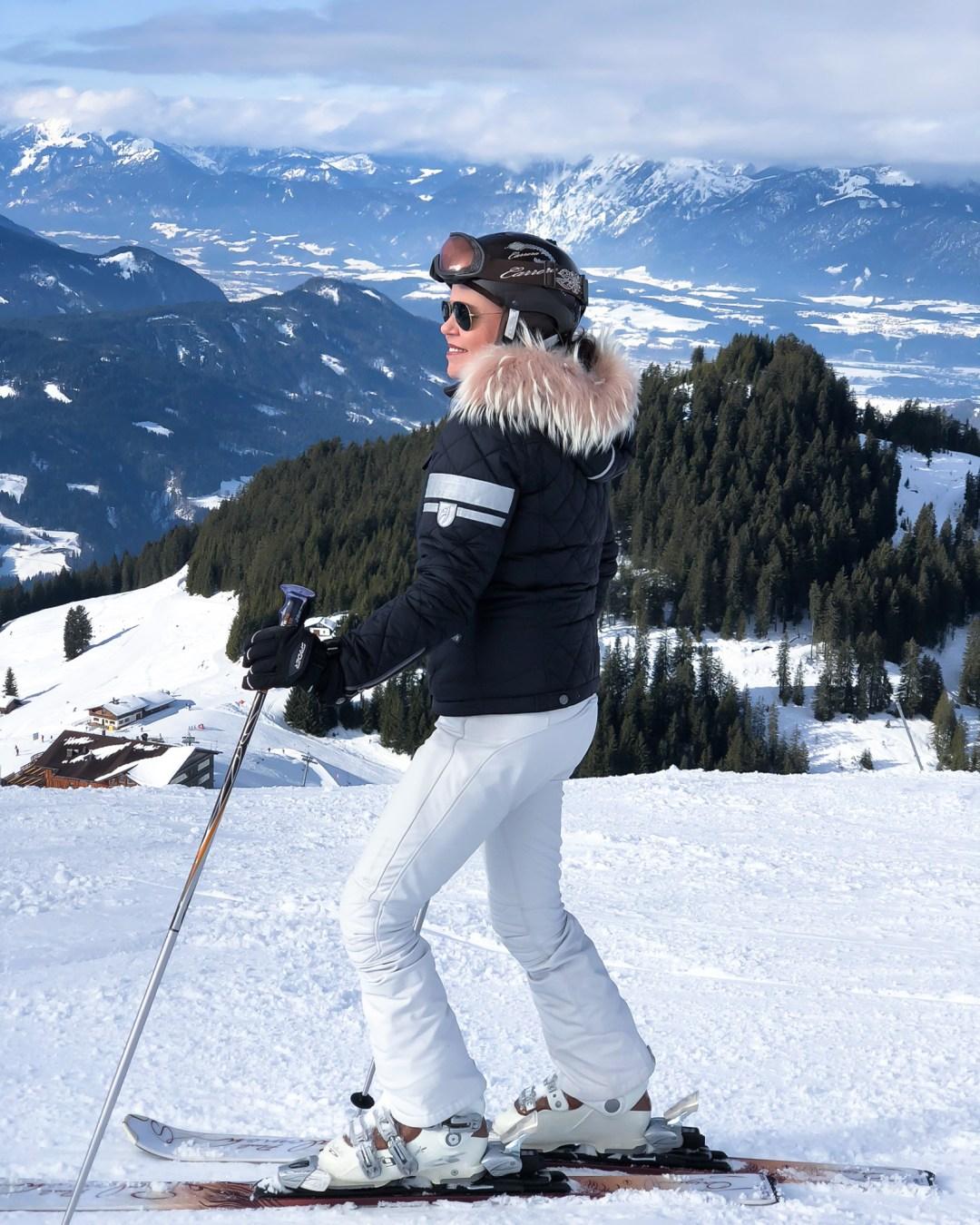 inastil, Ü50Blogger, Skiurlaub, Tirol, skifahren, Reiseblogger, Urlaub in Österreich, Skitage, Bergblick, Ausblick, Skiregion Brixental Wilder Kaiser, Skimode-34