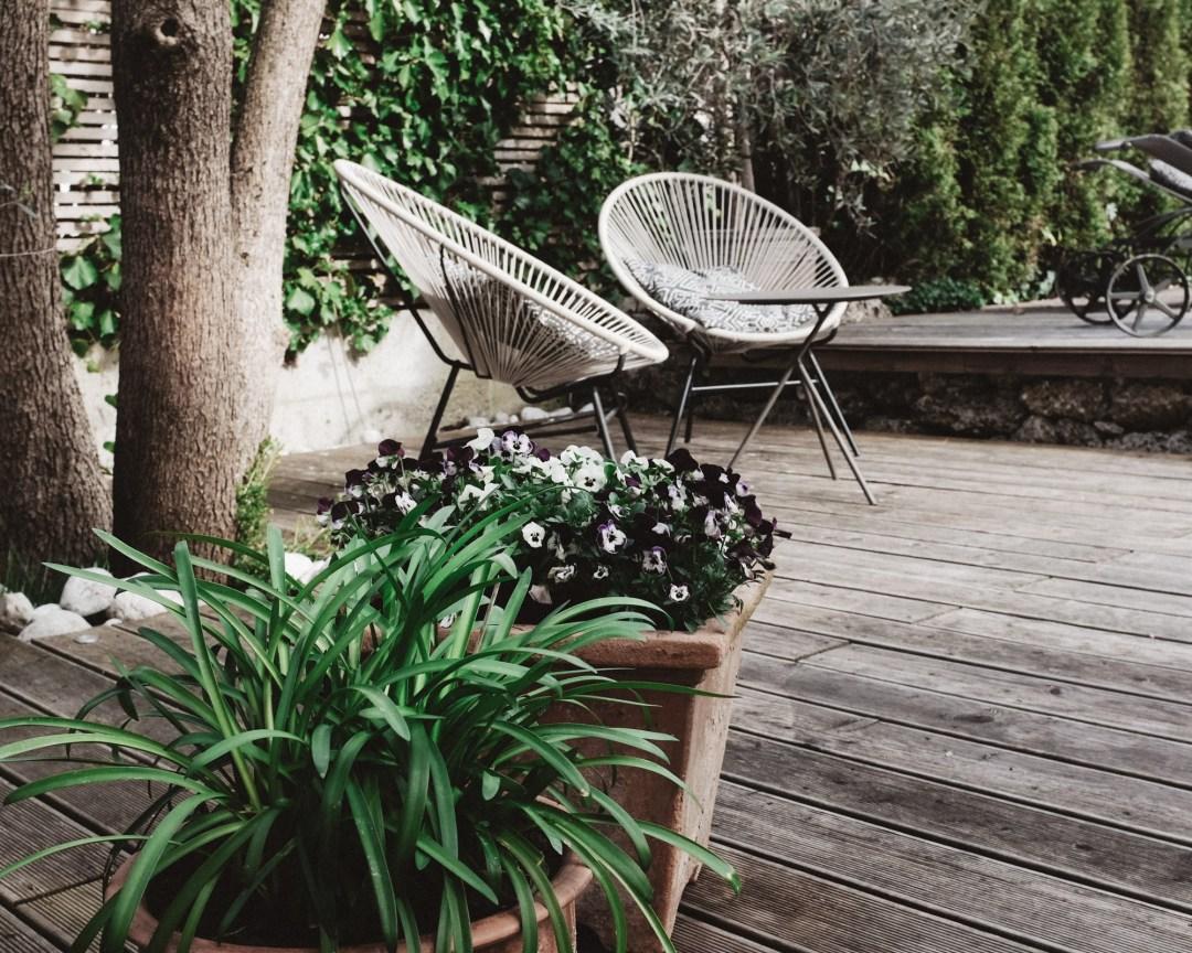 inastil, Frühlingsgarten, Teich, Magnolien, Frühlingsblüher, Lachs, Spargelrezept, Mangosalsa, Lowcarb, leichtes Abendessen, Ü50Blogger