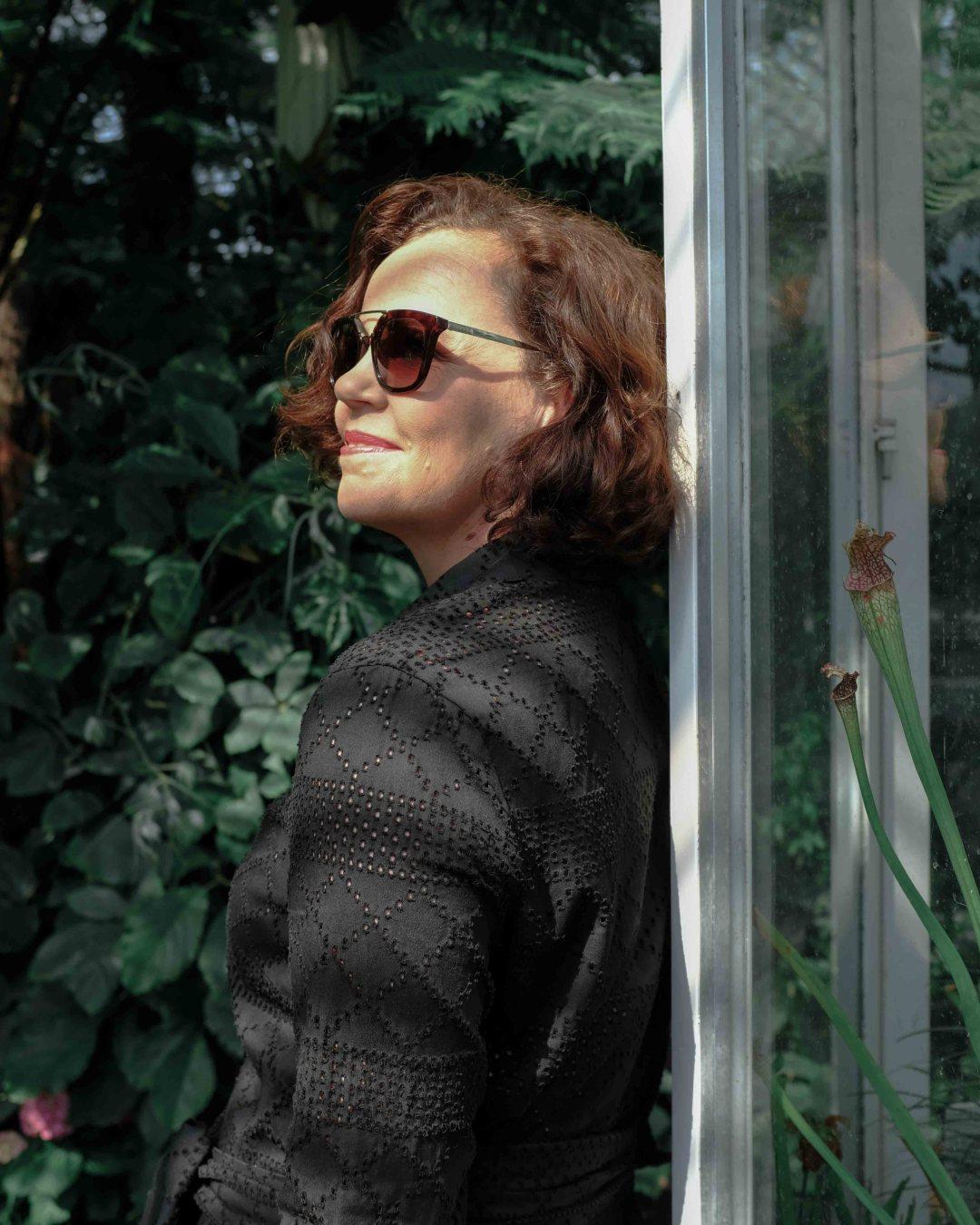 inastil, Ü50Blogger, agelesstyle, Modeberatung, Mode Ü50, Stilberatung, Palmenhaus Schönbrunn, Wien, Sommerkleid, Marc Aurel, Sommermode-8